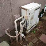 長生村でエコジョーズGT-C2462ARXへ取替。