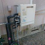 茂原市でエコジョーズGT-C2462ARXへ取替。