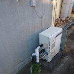 大網白里市でエコジョーズGRQ-C2062SAXへ取替。