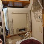 千葉市花見川区でガス衣類乾燥機の取替。