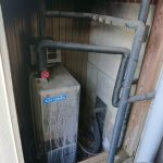 山武市で石油給湯機OTQ-4705AYSへ取替。