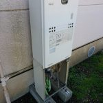 千葉市花見川区で床暖房用の熱源機取替。