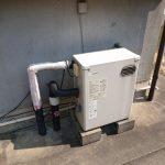 成田市で石油給湯機(給湯専用)OQB-3704Yへ取替。