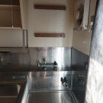 千葉市美浜区でガス瞬間湯沸かし器の取付。