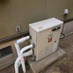 山武市で石油給湯機OTQ-3704SAYSへ取替。