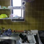 千葉市緑区でガス瞬間湯沸し器の取付。