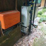 千葉市緑区で石油給湯機エコフィールOTQ-C4705SAYへ取替。