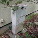 袖ヶ浦市で暖房専用熱源機の取替。