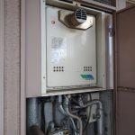 千葉市花見川区でノーリツ製ガス給湯器GT-2060SAWX-T-1へ取替。