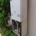 千葉市緑区でガス給湯器GT-2460SAWX-1へ取替。