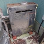 長生郡一宮町で石油給湯機OTQ-3704SAYSへ取替。