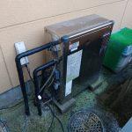 旭市で石油給湯機OTQ-4705SAYSへ取替。