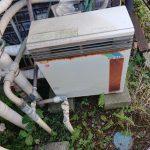 市川市でガス給湯専用機RUX-A2403Gへ取替。