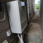千葉市中央区でエコジョーズGT-C2062AWXへ取替。