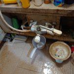 柏市でシャワー水栓の取替