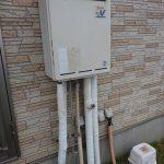長生村でエコジョーズGT-C2462SAWXへ取替。