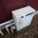 茂原市でノーリツ製エコジョーズGT-C2462SARXへ取替。