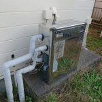 大網白里市で石油給湯器エコフィールOTQ-C4705AYSへ取替。