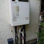 東金市でノーリツ製エコジョーズプレミアムGT-C2462PAWXへ取替。