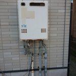 長生村でノーリツ製エコジョーズGT-C1662SAWXへ取替。