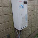 茂原市で暖房専用熱源機と浴室暖房乾燥機の同時取替。