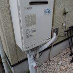 茂原市でノーリツ製エコジョーズGT-C2062SAWXへ取替。