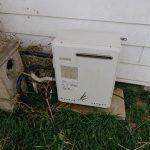 東金市でガス給湯器RUF-A2400SAG(A)へ取替。