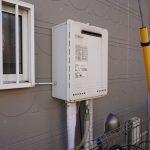 柏市でノーリツ製エコジョーズGT-C2062SAWXへ取替。