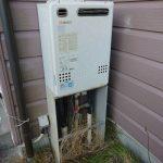 茂原市でノーリツ製エコジョーズGT-C2462AWXへ取替。