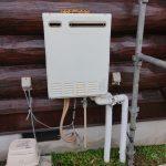 いすみ市でガス給湯器ノーリツ製エコジョーズへ取替。