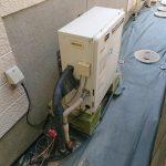 茂原市でノーリツ製エコジョーズGRQ-C2462AXへ取替。