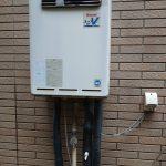 大網白里市でリンナイ製エコジョーズRUF-E2406SAWへ取替。