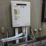 山武市でノーリツ製エコジョーズGT-C2462AWXへ取替。