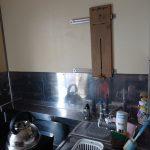 習志野市でガス瞬間湯沸かし器の取付。