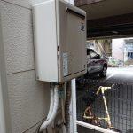 浦安市でノーリツ製エコジョーズGT-C2462SAWXへ取替。
