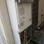 市川市でエコジョーズGT-C2462AWXへ取替。