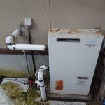 九十九里町でリンナイ製エコジョーズRUX-E2016Gへ取替