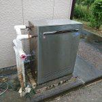 大多喜町で石油給湯機の取替