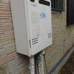 茂原市でノーリツ製エコジョーズGT-C2462AWXへ取替