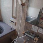 茂原市でシャワー水栓の取替