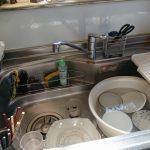 大網白里市でキッチン水栓の取替