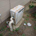 九十九里町でリンナイ製ガス給湯器エコジョーズへ取替
