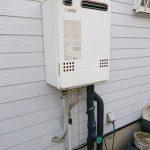 大網白里市でノーリツ製エコジョーズGT-C2462AWXへ取替