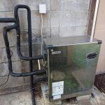 市原市で石油給湯機の取替