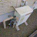 山武市でノーリツ製エコジョーズGT-C2462SARXへ取替