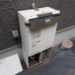 千葉市中央区でノーリツ製エコジョーズGT-C2462SAWXへ取替