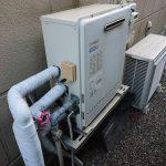千葉市中央区でノーリツ製エコジョーズGT-C2462ARXへ取替