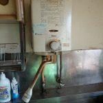 市原市でガス瞬間湯沸かし器の取替