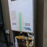 千葉市花見川区でノーリツ製エコジョーズGT-C2462SAWXへ取替