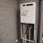 九十九里町でノーリツ製エコジョーズGT-C2462SAWXへ取替